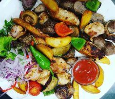 Мясо с овощами veggies with meat i❤️Uzbekistan