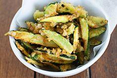 Zucchini fritti – Recipes – Bite