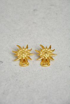 Edelweiss Ohrclips online kaufen - Grösse one size - Marke No Name   Vintage-Fashion Online Shop fürs Verkaufen und Kaufen