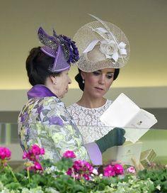 Duchess Kate: The Duchess Dons Dolce & Gabbana for Ascot Debut