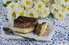Prajitura Alcazar - CAIETUL CU RETETE Food Cakes, Tiramisu, Cake Recipes, Ethnic Recipes, Cakes, Mudpie, Tiramisu Cake, Pie Recipes
