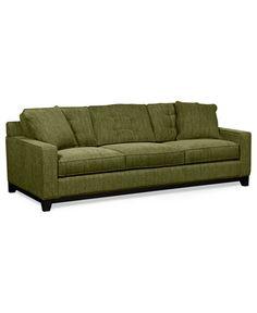 Clarke Fabric Queen Sleeper Sofa Bed: Custom Colors