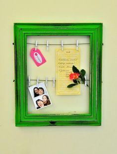 custom photo organizer, large. $70.00, via Etsy.