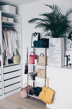 vestidores low cost mi vestidor con estanter as billy y c modas malm de ikea my home en 2018. Black Bedroom Furniture Sets. Home Design Ideas