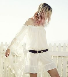 LOVE this floaty bohemian look!