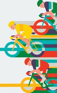 Transport for London - Tour De France.