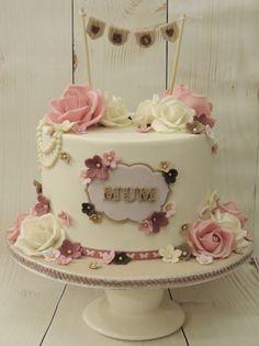 59 Ideas Birthday Cake For Women Vintage - Birthday Wishes - Square Birthday Cake, 50th Birthday Cake For Women, Vintage Birthday Cakes, 90th Birthday Cakes, Rustic Birthday, 50th Cake, Birthday Cupcakes, Birthday Wishes, 60th Birthday Cake For Ladies