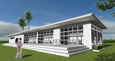 ⌂ The Container Home ⌂ Bali 1280 Overview