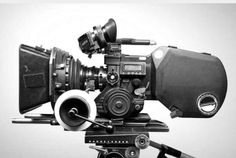 This is the filming camera that most directors and producers use to make movies