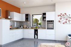 5 Small Kitchen Design Secrets By Interior Designers One Wall Kitchen, Home Decor Kitchen, Kitchen Furniture, Farmhouse Furniture, Kitchen Layout, Furniture Nyc, Open Kitchen, Rustic Kitchen, Kitchen Ideas