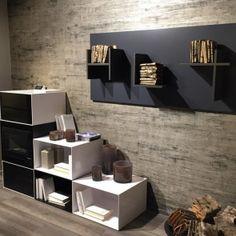 Interni Milano - #isaloni #2015 #rondadesign #magnetic #shelves
