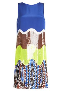 New Emilio Pucci Silk Dress with Print and Sequin Embellishment fashion online. [$1404]?@shop.sladress<<