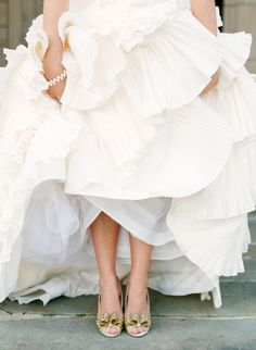 Jodi Miller Photography | Wtoo Liane Gown | Kate Spade Shoes
