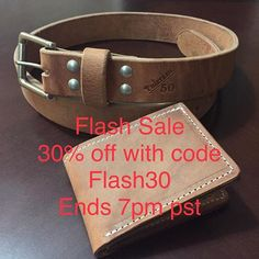 Instagram only flash sale until 7pm pst. 30% off with code flash30.
