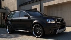 Tricked out Volvo XC90