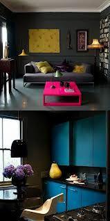 decoración con paredes grises - Buscar con Google