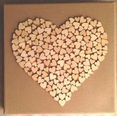Hartje met hartjes