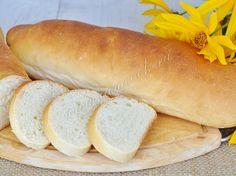 Хлеб белый батоны Молочный