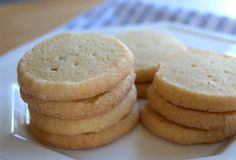 365 Days of Baking and More: French Butter Cookies