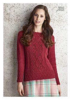 The Knitter Issue 91 2015 - 轻描淡写 - 轻描淡写