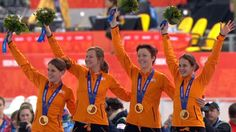 With a Russian/Dutch heart Winter Olympics 2014, Dutch, Heart, Sports, Hs Sports, Dutch Language, Excercise, Sport, Exercise
