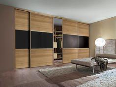 Minimalist Soft Close Standard Size Sliding Wardrobe Doors | Sliding Wardrobe World