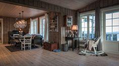 Rognli hytte med hems - Telemarkhytter