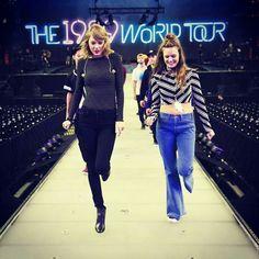 Tove Lo and Taylor Swift <3