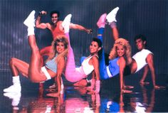 #80s #aerobics