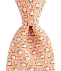Fish Taco tie