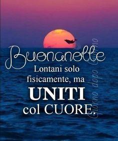 Good Night, Good Morning, Italian Memes, Italian Phrases, Einstein, Me Quotes, Pretty Nails, Anna, Good Morning Quotes