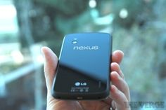 The Nexus 4: Google's flagship phone lands November 13th for $299