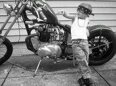Able Teller Little biker