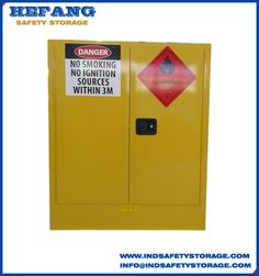 AS 160L Flammable Safety Storage Cabinet Perth Part 45