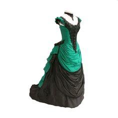 Gothic Victorian Gown