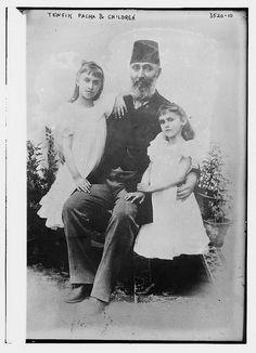 Ahmed Tevfik Pasha (1845-1936), Ottoman Grand Vizier