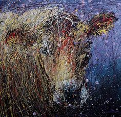Pretty Cow. Artist: Michael Glass