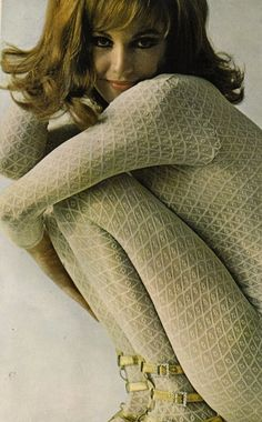 Vogue, 1965. 1960s fashion