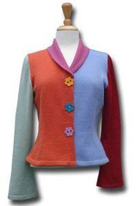 Carolyn Barnett-love the shawl collar Shawl, Craft Ideas, Knitting, Sweaters, Fashion, Moda, Tricot, Fashion Styles, Breien