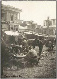 ساحه سوق الخيل ..1909..