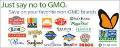 Store with non GMO items to buy.  $10 off coupon for first purchase too.