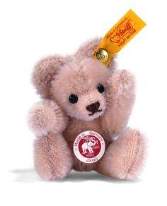 STEIFF - Miniature Old Rose Teddy Bear - EAN 039294 - bears to collect