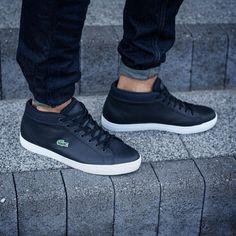 02300f819 Buty LACOSTE STRAIGHTSET CHUKKA 316 3 Lacoste, High Tops, High Top  Sneakers, Converse