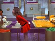 My girl Veruca Salt singing my shopping anthem!  I Want It Now! (with lyrics) - Willy Wonka & The Chocolate Factory