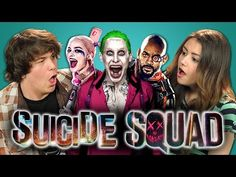 SUICIDE SQUAD Comic Con 2016 Panel Highlights - https://youtu.be/n7CyR_4GZ-s