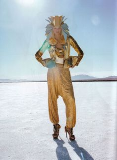 Burning Man / Burn Queen