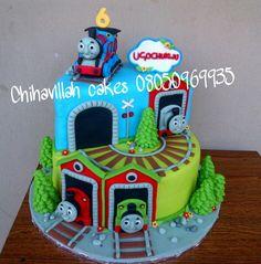 Thomas cake by Chihavillah