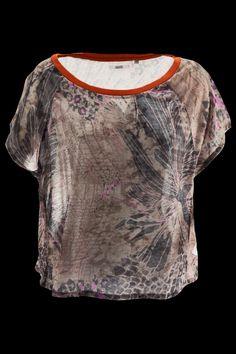 #OversizeTshirt with #shortsleeve and #digitalprint.  #bomboogie