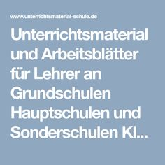 48 best Schule/Lernen images on Pinterest in 2018 | Learning ...