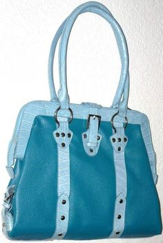Sexi Blue Mock Crocodile Faux Leather Fashion Purse Bag NWT  #Sexi #ShoulderBag SALE! 10% - 40% OFF Select Items ! All Shoes 40% OFF ! Currently Accepting Best Offers on ALL items! Through June 30, 2014 http://stores.ebay.com/Buttercups-Bargain-Bin